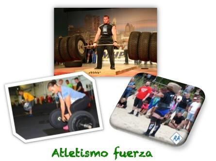 Atletismo de fuerza