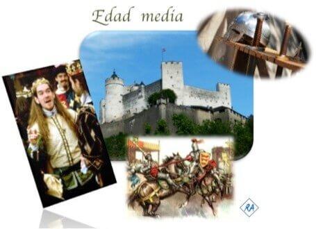 Edad media logo
