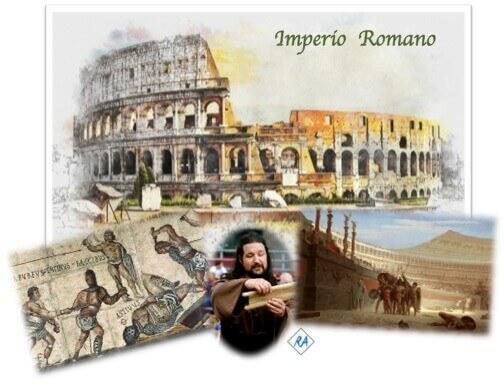 Imperio Romano logo