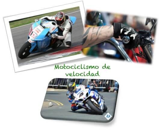 Motociclismo de velocidad